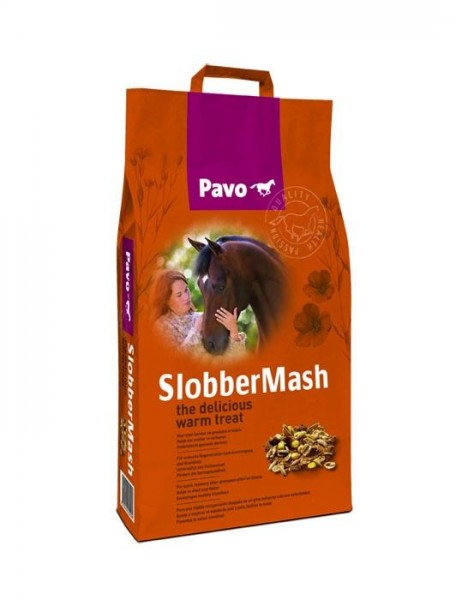 Pavo Slobber Mash - Pferdefutter 15 Kg