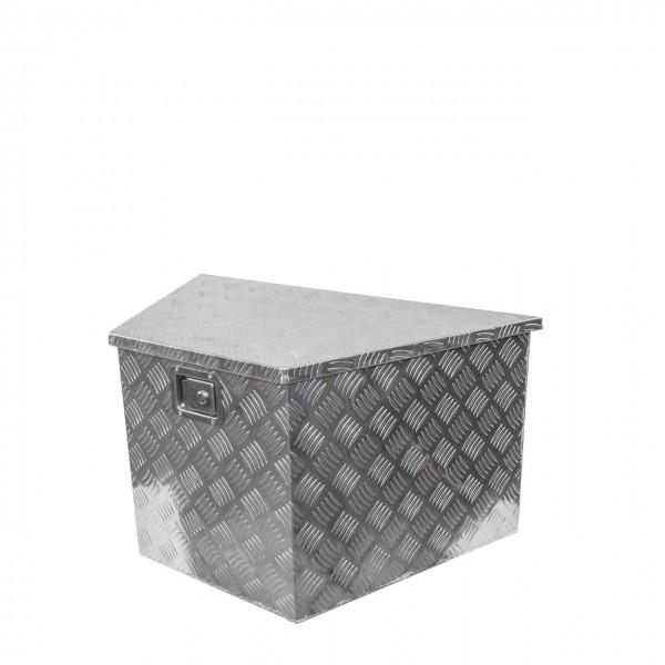 Staubox f. V-Deichsel 600/500x300x350 mm