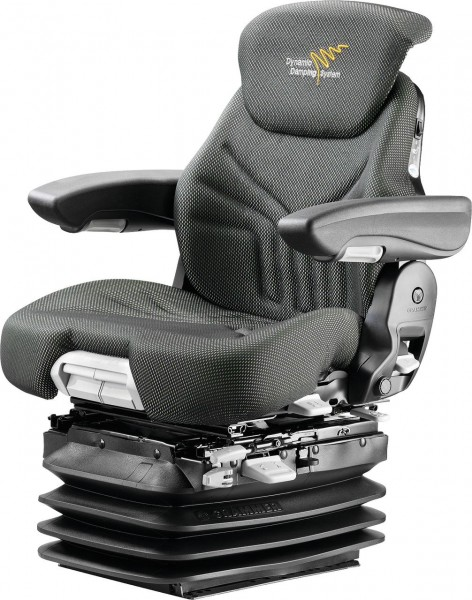 Schleppersitz - GRAMMER Maximo Dynamic