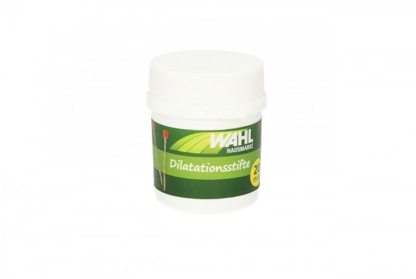 WAHL-Hausmarke Dilatationsstifte, 20 Stück