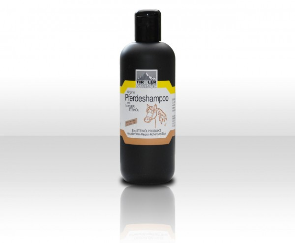 Tiroler Steinöl , Pferde-Shampoo 500ml