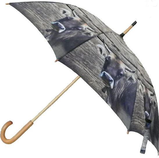Regenschirm ''Schweizer Kuh''