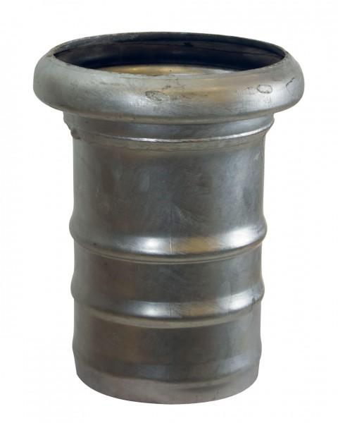 V-Kupplung NW 133mm mit Schlauchtülle