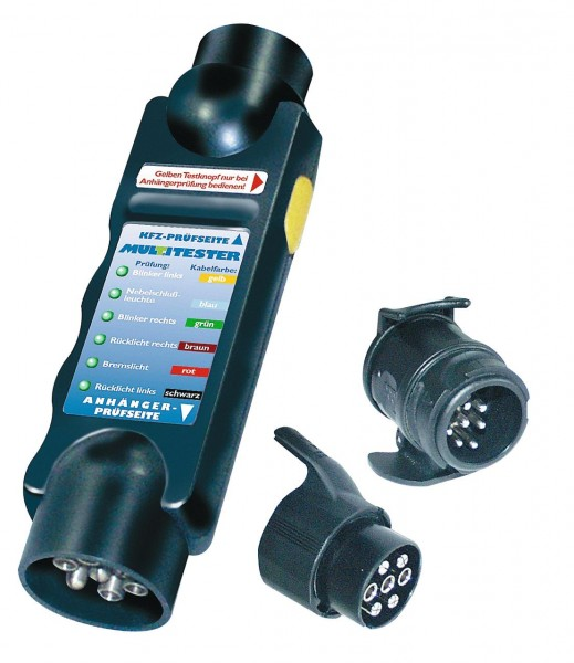 Göbel Fahrzeug-Beleuchtungstester im Set