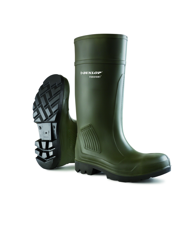 Arbeitskleidung & -schutz Dunlop Pricemastor Gummistiefel Arbeitsstiefel Boots Stiefel Weiß Gr.36 Schuhe & Stiefel