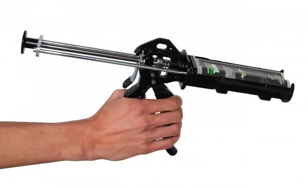 WAHL-Hausmarke Pistole für MUH-GLUE Kartusche 160 ml
