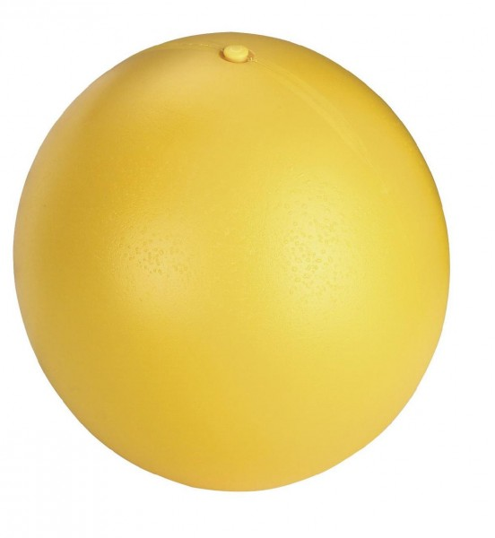 Ferkelball Anti-Stress, gelb