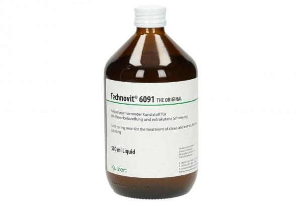 Heraeus-Kulzer Flüssigkeit 500ml - Aushärter