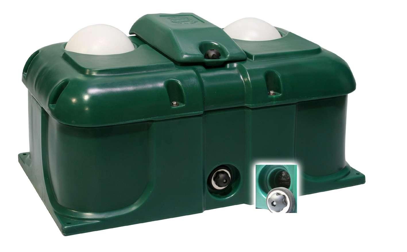 Frostfreie Thermotränke 80 Liter | Agrar Fachversand