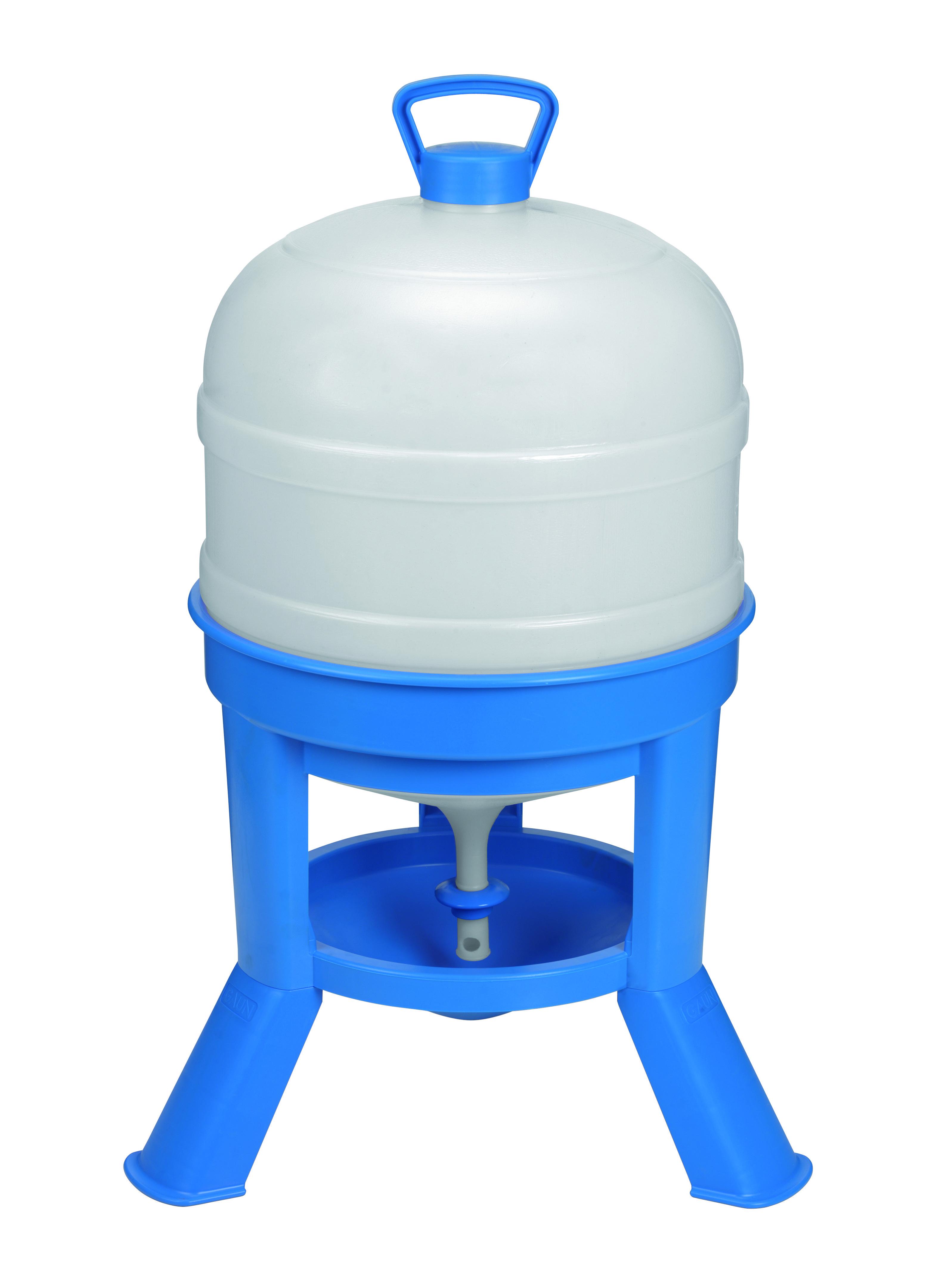 GEFLÜGELTRÄNKE mit Standfüßen 30 Liter | Agrar Fachversand