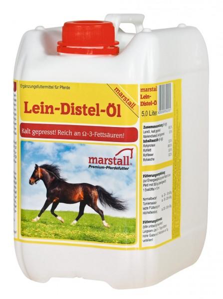 Marstall marstall Lein-Distel-Öl 5 l