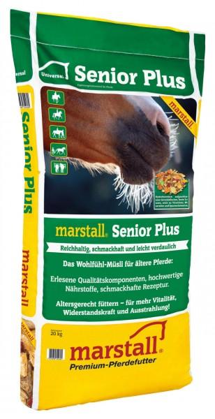 Marstall marstall Senior Plus - Pferdefutter 20kg