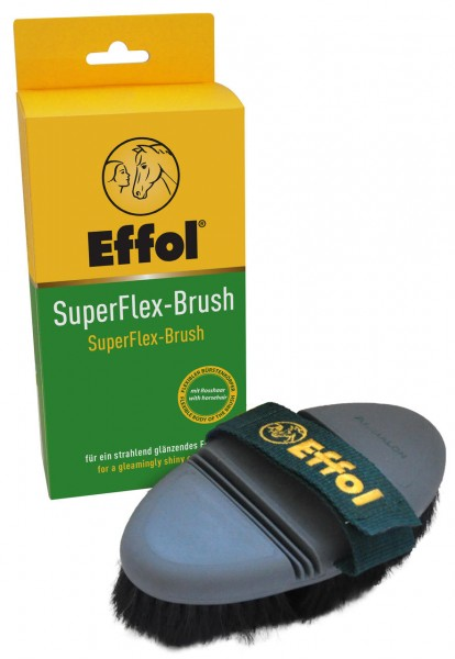 Effol Fellpflegebürste SuperFlex-Brush
