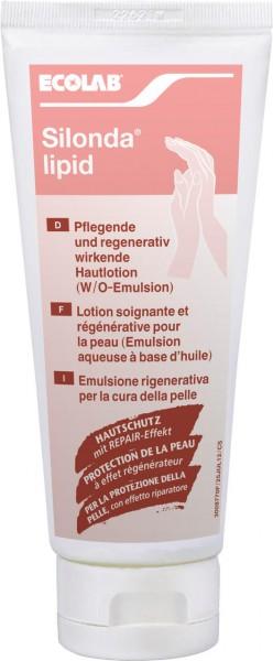 Ecolab Handcreme - Silonda Lipid Tube 100 ml
