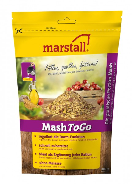 Marstall marstall MashToGo 500 g Portionspackung
