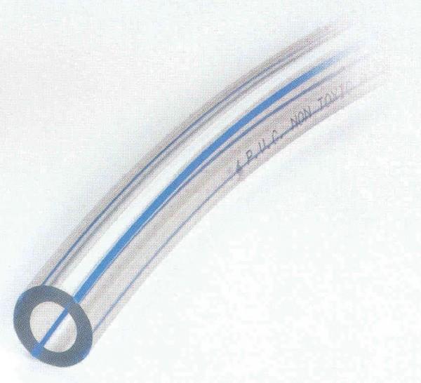 PVC Milchschlauch - 14,3 x 5mm 25m Rolle