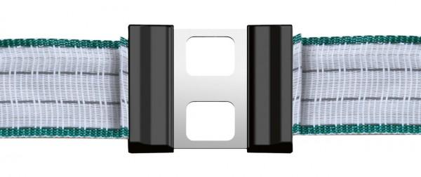 Litzclip Bandverbinder 40mm 2.0 Edelstahl