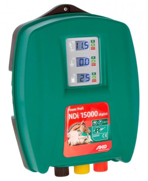 AKO POWER PROFI NDI15000 230V Weidezaungerät