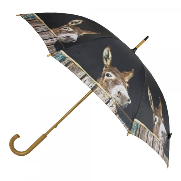 Regenschirm ''Esel''