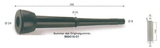 WAHL-Hausmarke ALFA LAVAL 16-01 - lang - passend
