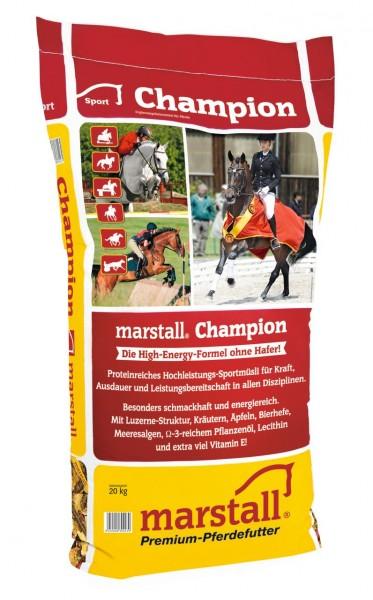 Marstall marstall Champion - Pferdefutter 20 kg