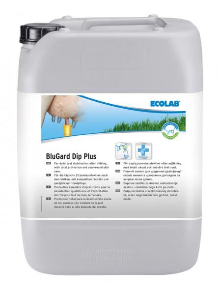 Ecolab Dipmittel - BluGard Dip Plus 21 kg