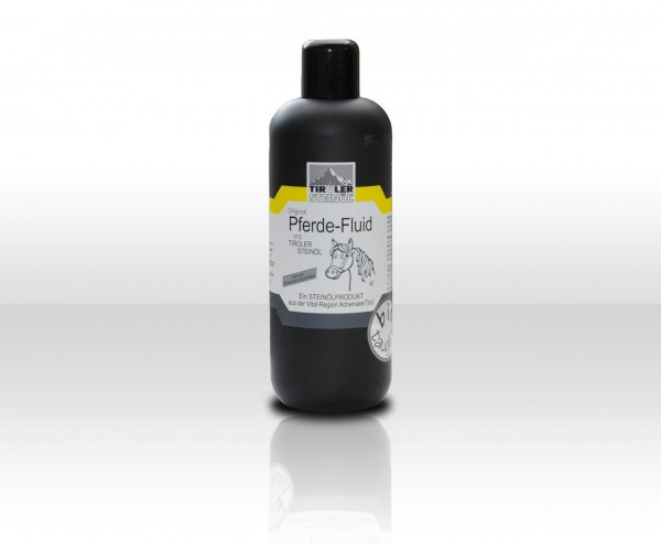 Tiroler Steinöl Pferde-Fluid 500 ml