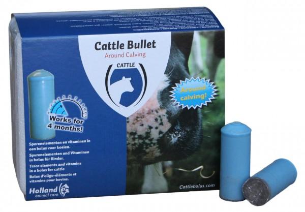 Holland Animal Care CATTLE BULLET BOLUS HAC 20 Stk. (à 107g)