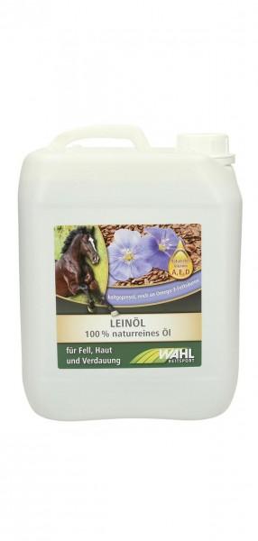 WAHL-Hausmarke Leinöl 5 Liter