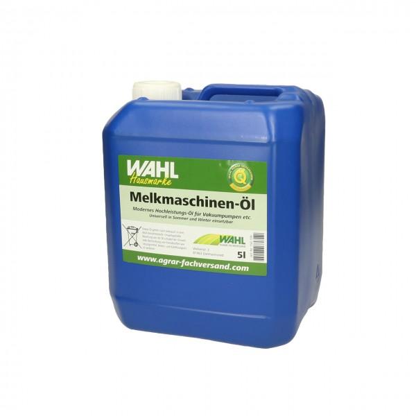 WAHL-Hausmarke Melkmaschinenöl 1 Liter