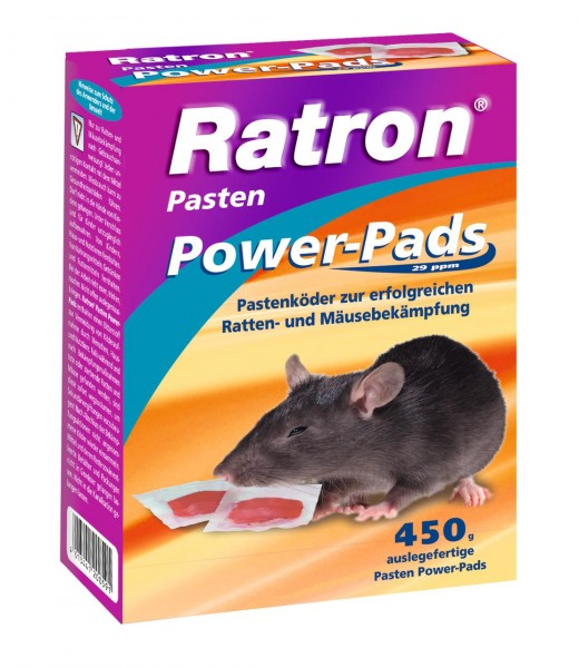 Frunol Delicia Ratron Power-Pads 450 g (30x15g)
